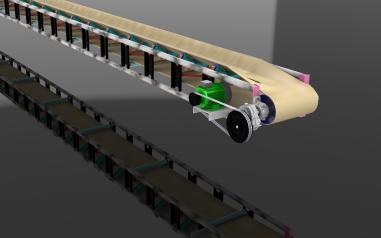 Conveyor belt system - Other ETM