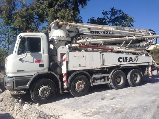 Astra Iveco CIFA 40m