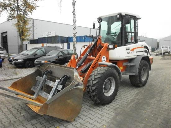 Terex-Schaeff TL80/Skl834