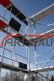 Скелетна конструкция - Други 3,00 Stahlboden Stahlböden Gerüstböden Gerüstboden Stahl Boden Typ Plettac / Layher / Alfix