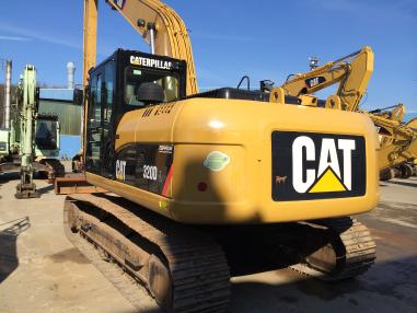 Tracked excavator - Other 320D