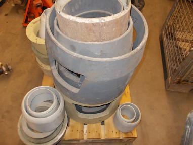 Soil rocket - Tracto Kolben für Rohrramme Herkules