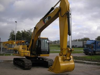 Rupsgraafmachine - Caterpillar 320D *** TRACKED EXCAVATOR ***