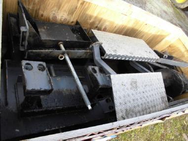 履带式沥青摊铺机 - 其它 Extensions