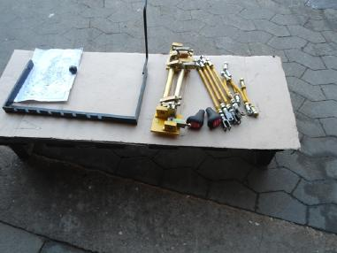 utovarni rovokopač - Kramer Baggerlader 416S u. 516