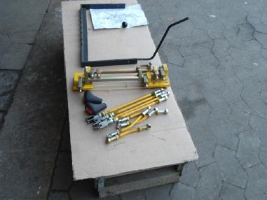 Backhoe loader - Kramer Baggerlader 416S u. 516