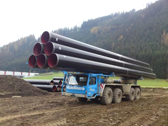 Pipecarrier