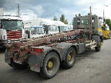Podvozek - Iveco 260 E 37 6X4