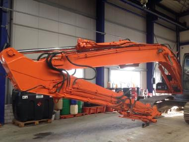 Draga anfibia - Altro Hitachi ZX 160 long reach noch 1 stuck