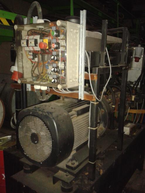 Hydraulikaggregat mit E-Antrieb