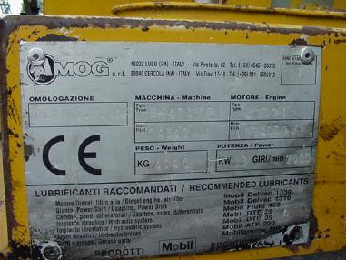 Baggerlader - Sonstige DKT 404 H