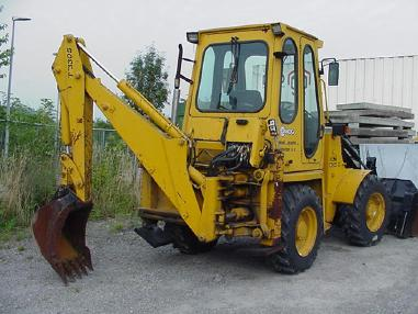 Backhoe loader - Other DKT 404 H