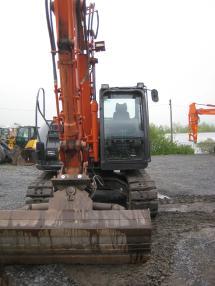 Экскаватор на гусеничном ходу - Hitachi ZX135US-3 VA