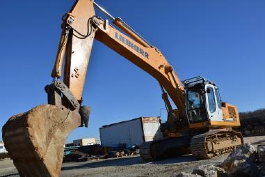 Excavadora de cadenas - Liebherr R944CHDSL
