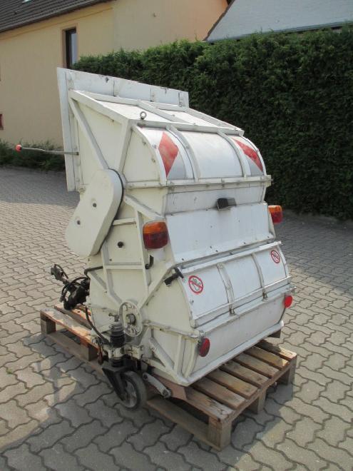 Multicar M 26 Kipper