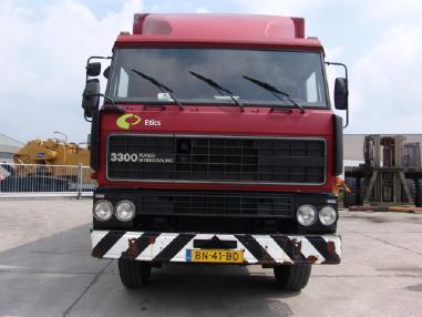 Цистерна помповая - DAF 3300