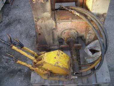 विविध - Caterpillar D4D Hyster winch