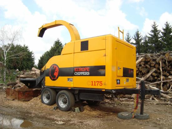 Europe Chippers Europe Chippers C1175