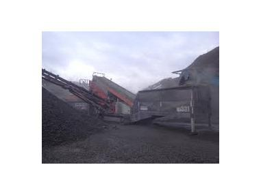 mobile screening plant - Sandvik QA331