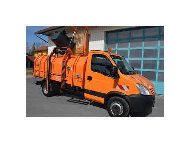komunalno vozilo - Iveco Daily 65 C18 Hagemann Müllpresswagen