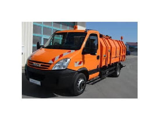 Iveco Daily 65 C18 Hagemann Müllpresswagen