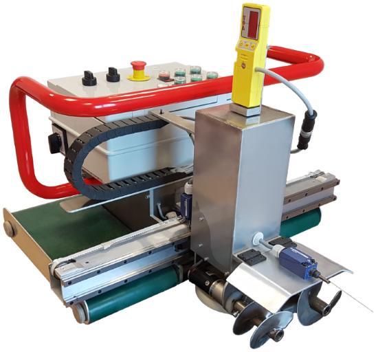 Clapa Floormaster Robot