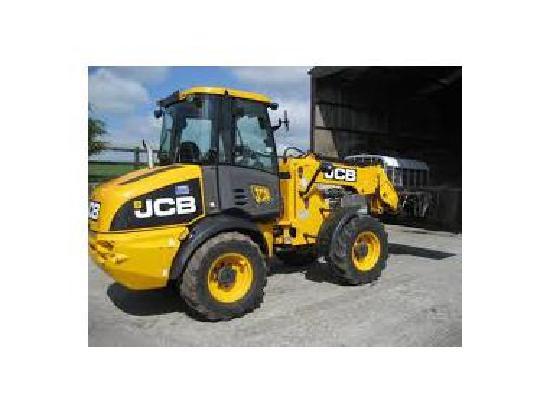 JCB TM220