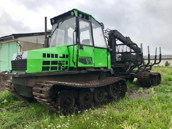 Farmitrac 575 k. 975 5000 Rückezug Forwarder