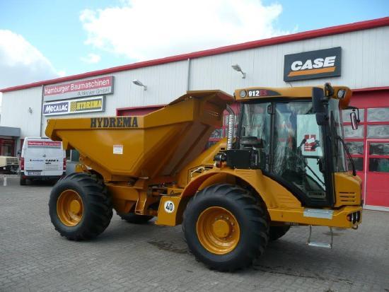 Hydrema 912 ES