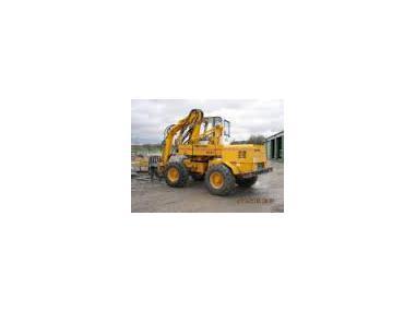 Backhoe loader - Mecalac 11 CXi