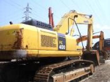 Excavadora de cadenas - Komatsu PC 400-7