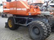 Atlas 1605  TW 160 Ersatzteilträger