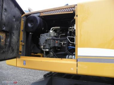 Excavator mobil - Liebherr 924