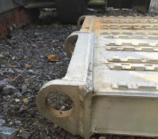 Строителен материал - ALTEC Auffahrtsrampen