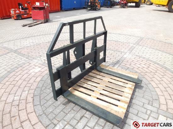Target Pallet Forks for wheel loader 90cm length