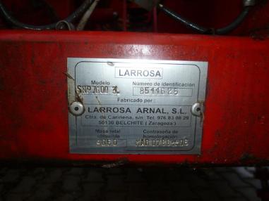 Semănătoare în rânduri - Altele SNP 7000 3L