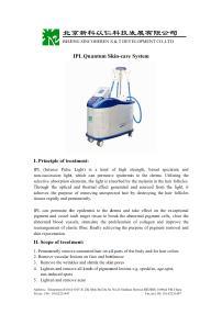 stroj za tisak - Ostalo IPL QUANTUM SKIN 3 HEADS