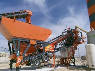mobile Betonmischanlage - Sonstige m60-sng