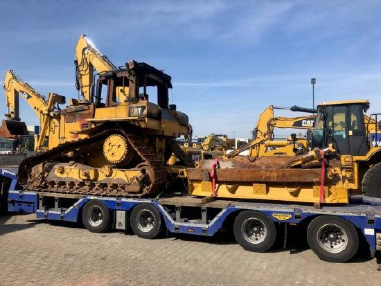 Caterpillar D6T XL for parts