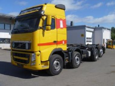 ostalo - Volvo FH 420 8X2