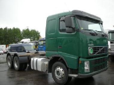 Standardowy ciągnik siodłowy - Volvo FH 480