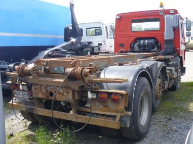 Pozostałe - Volvo FL 7 6X2/4