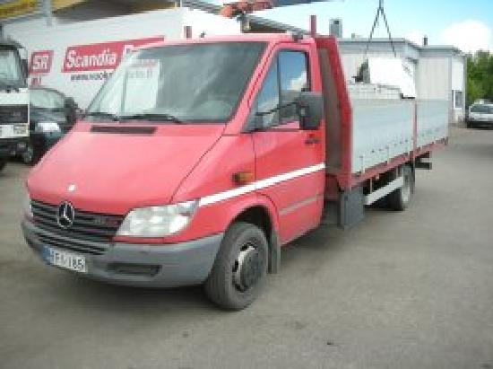 Mercedes Benz SPRINTER 413 CDI