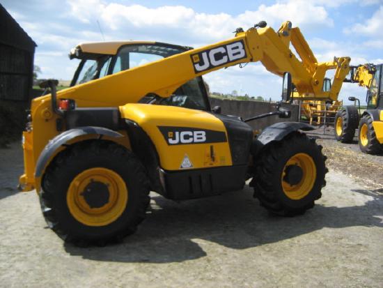 JCB 536-60AGRI SUPER