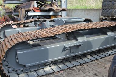 bager gusjeničar - Liebherr R 912 LC LIT