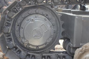 Kettenbagger - Liebherr R 912 LC LIT