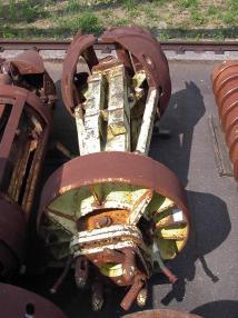 Accesorios - Casagrande Hydaulic Pile Grabs / Hydraulische Pfahlgreifer