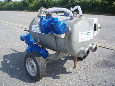 Съоръжение за третиране на подземни води - Pollmann PX 201-2