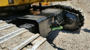 Tracked excavator - Caterpillar 245B HD