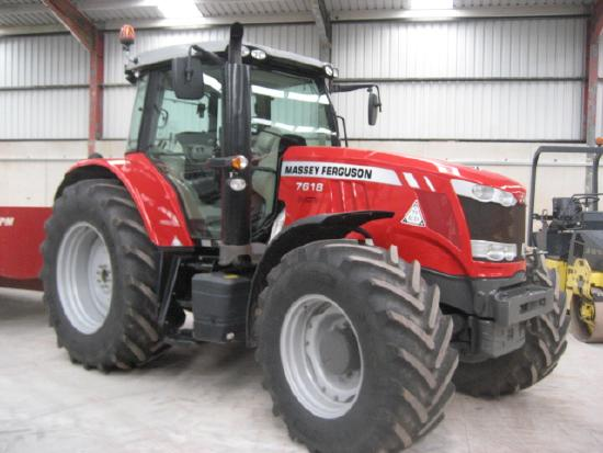 Massey-Ferguson 7618 Efficient